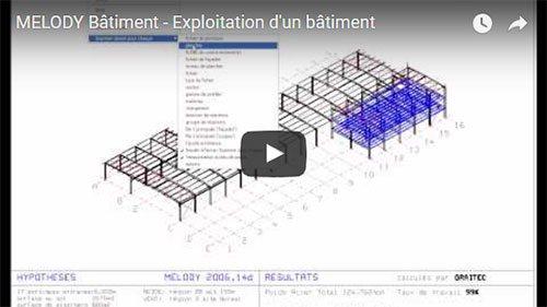 MELODY Bâtiment - Exploitation d'un bâtiment