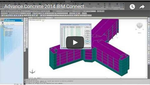 Advance Concrete - BIM Connect