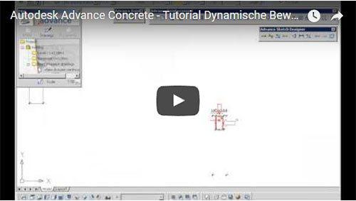 Ferraillage Dynamique Leçon 2 : Création des éléments de ferraillage