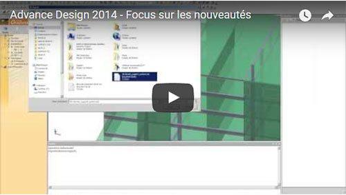 Advance Design – Focus sur les nouveautés