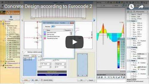Advance Design - Découvrez en quelques minutes l'implémentation de l'EC2
