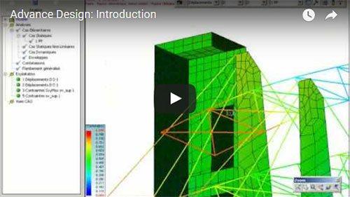 Advance Design : Introduction