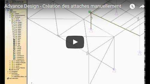 Melody Attaches - Création des attaches manuellement