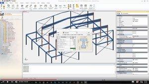 Combler le fossé entre Calcul et Dessin - Advance Design et Autodesk Advance Steel