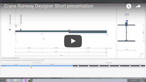 Crane Runway Designer Short presentation