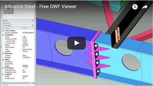 Viewer gratuit DWF