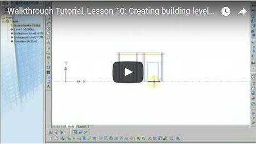 Description Générale, 10ème leçon: Créer des étages