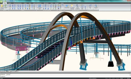 GRAITEC Autodesk Advance Steel | Modéliser la structure
