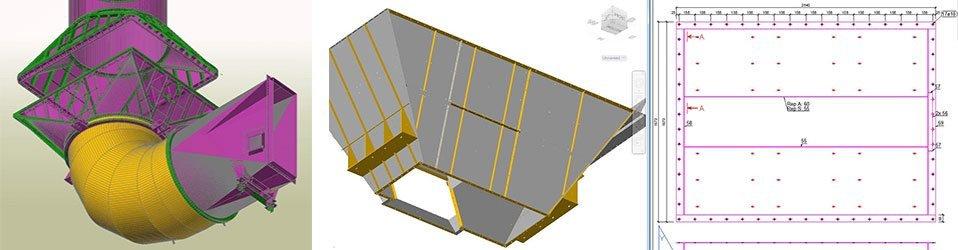 GRAITEC Autodesk Advance Steel | Tôlerie et chaudronnerie