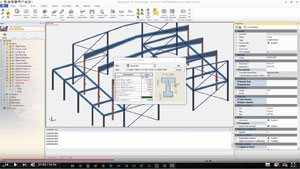 Combler le fossé entre Calcul et Dessin - Advance Design et Autodesk Advance Steel