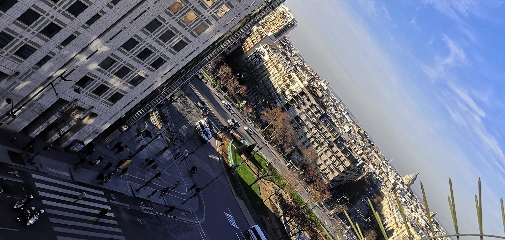 INAUGURATION PARIS