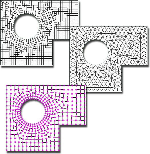 GRAITEC Advance Design | Maillage