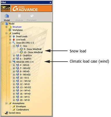 GRAITEC Advance Design | Générateur climatique