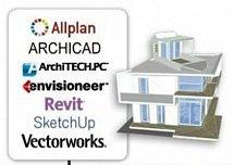 GRAITEC ArchiWIZARD | Interopérabilité avec la maquette numérique et les solutions BIM