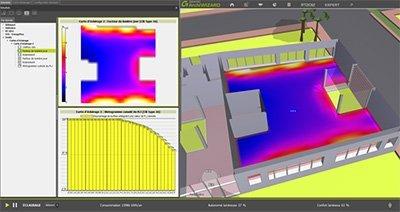 GRAITEC ArchiWIZARD | Simulation d'éclairage et d'accès à la lumière naturelle