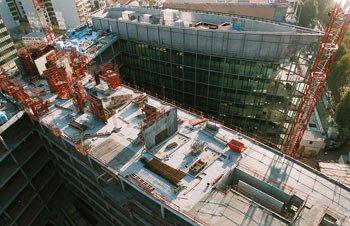 Immeuble de bureaux EOS – Générali