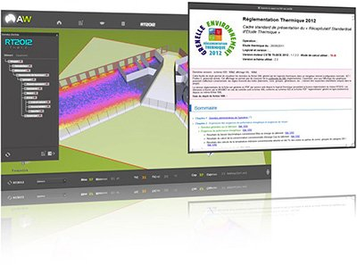 GRAITEC ArchiWIZARD | Prêt pour mettre en œuvre la RT 2012