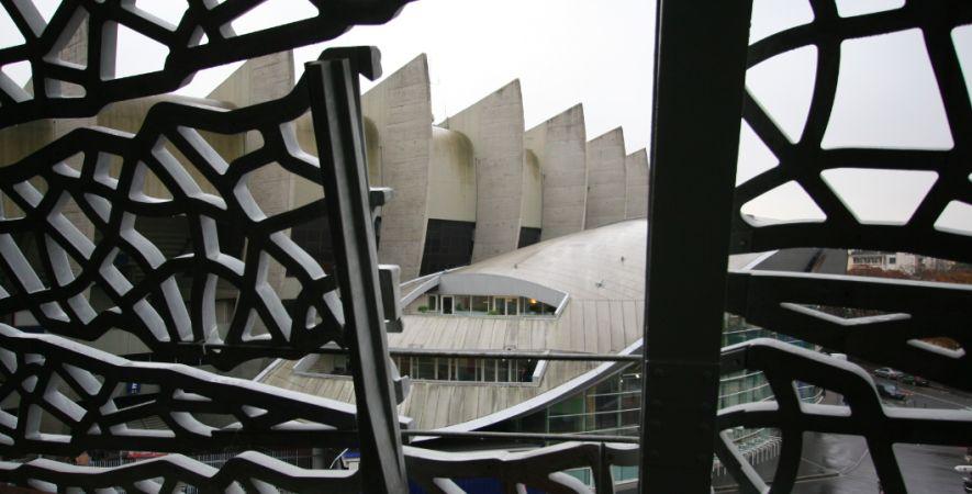 Construction du stade Jean Bouin