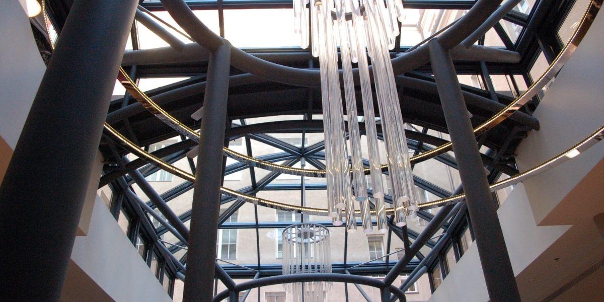 5 Stars Hotel Lobby