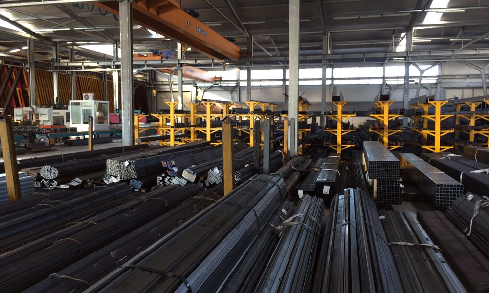PietroBIN Steel Service Center