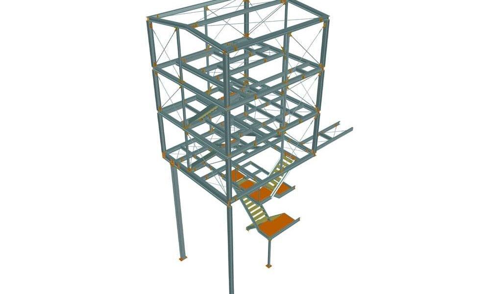 Palletizing machine with wood chips preparation