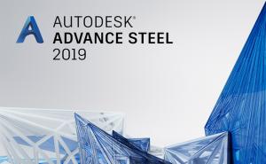 Badge Autodesk Advance Steel 2019