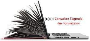 Agenda des formations à consulter en ligne