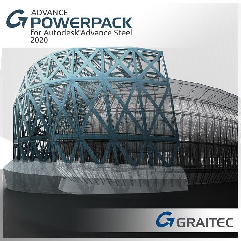 PowerPack pour Advance Steel 2020