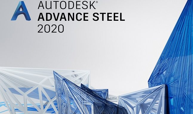 Autodesk Advance Steel : Modélisation d'une mezzanine, d'un escalier et un garde-corps