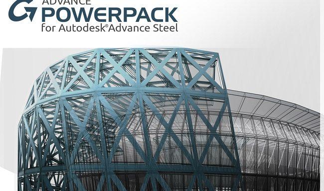 PowerPack pour Autodesk Advance Steel : Focus sur des fonction essentielles