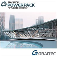 GRAITEC Advance Powerpack for Autodesk Revit badge